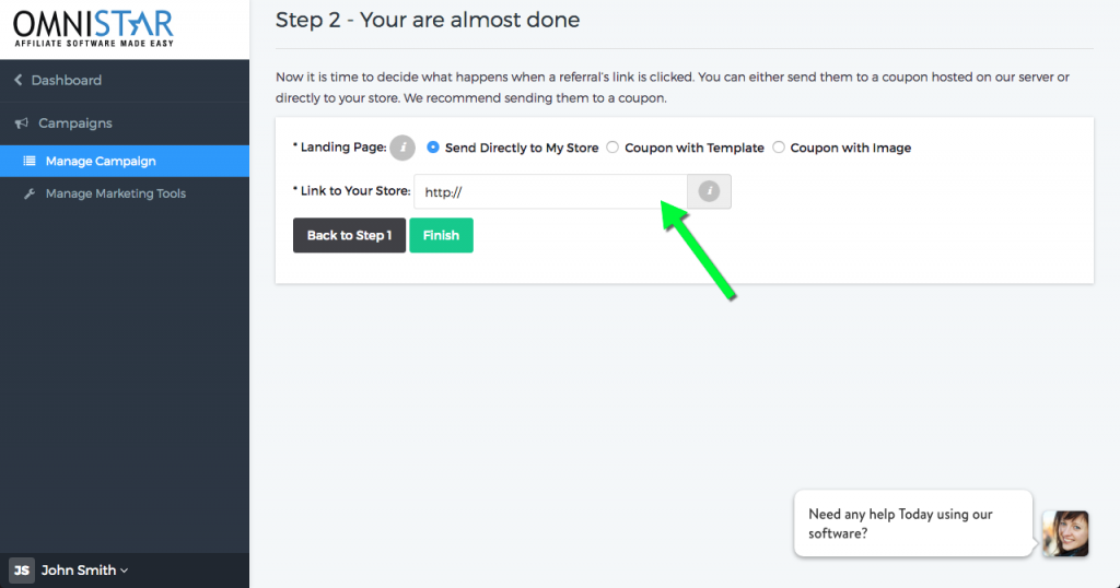 how to create a sale shopify